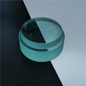 视镜玻璃不磨边对使用的影响